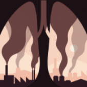 Air pollution increases risk of deadly lungs diseases